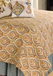 Mandalay Quilt Set