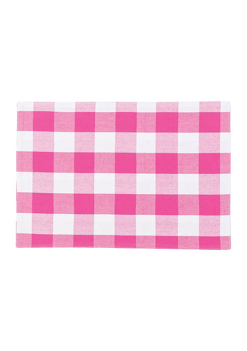 C&F Gingham Placemat