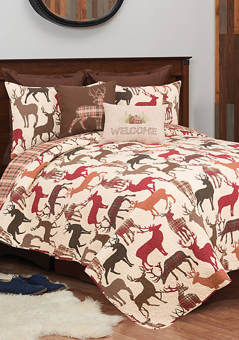 C&F Home Carson Reversible Quilt