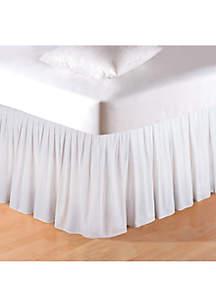 Seersucker Bedskirt