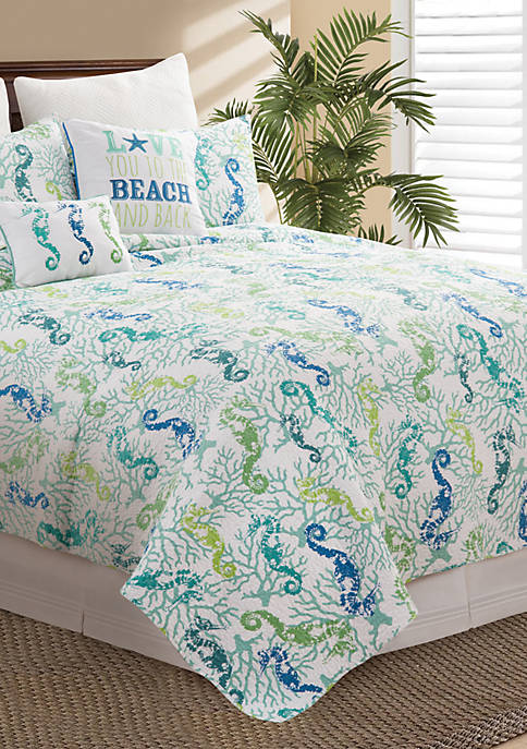 C&F Home Aquarius Quilt Set