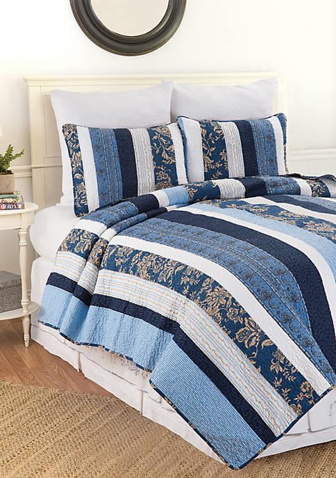 C&F Home Lakeland Quilt Set