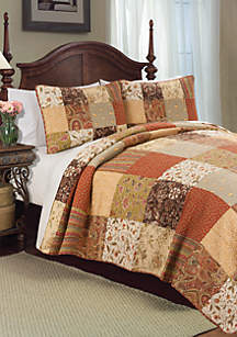 Crispin Twin Quilt Set