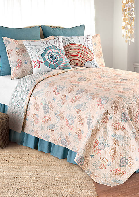 C&F Home Seabrook Quilt Set