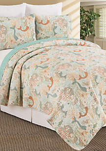 C&F Marilla Mermaid Quilt