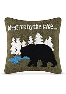 Gibson Lake Decorative Pillow