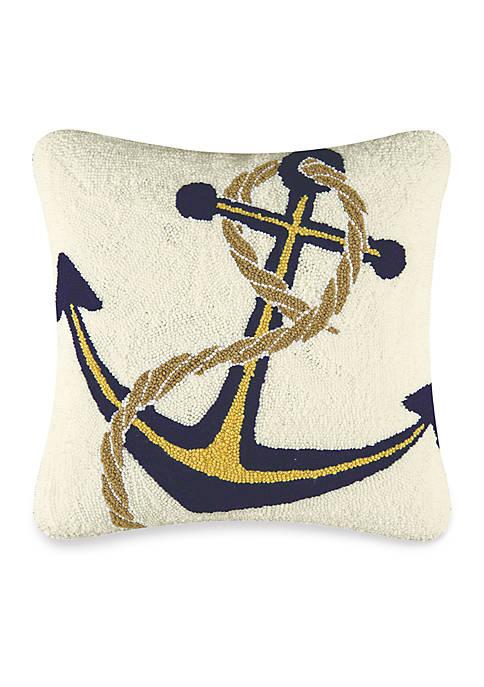 Anchor Decorative Pillow
