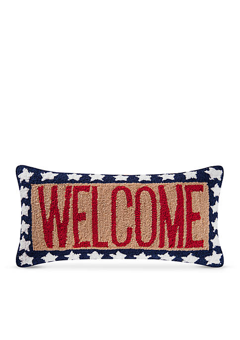 Welcome Decorative Pillow