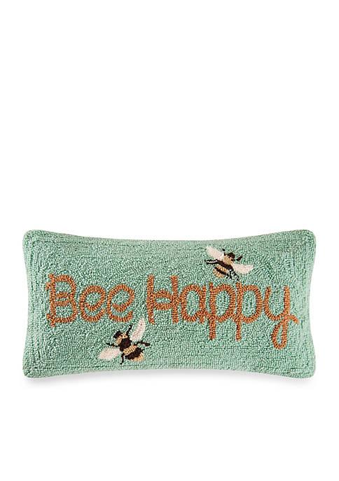 C&F Bee Happy Decorative Pillow