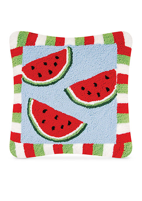 C&F Watermelons Decorative Pillow