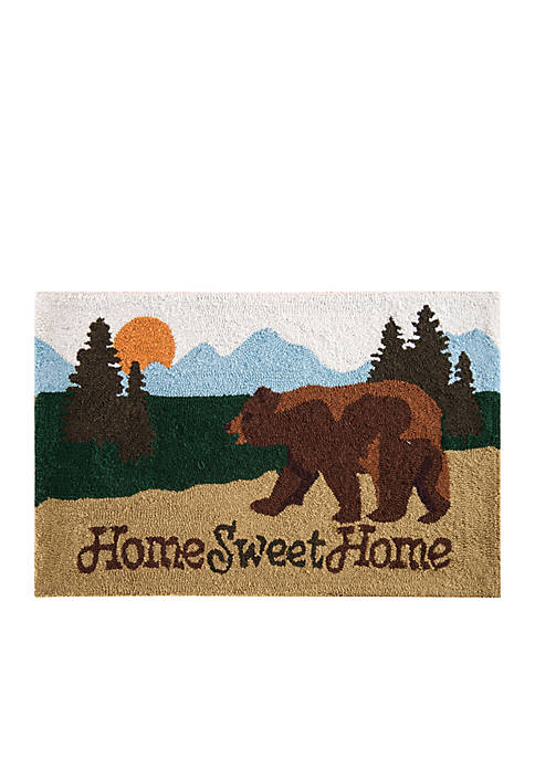 C&F Home Sweet Home Parfait Hooked Rug