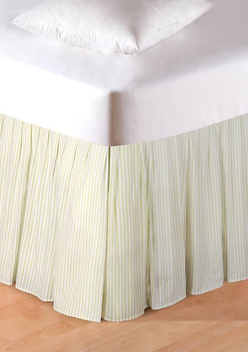 C&F Whitney Bedskirt