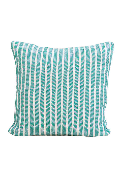 Carol & Frank Bengal Stripe Decorative Pillow