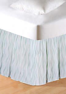 Treasure Beach Twin Bedskirt