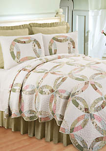 Evelyn's Wedding Ring Quilt Mini Set