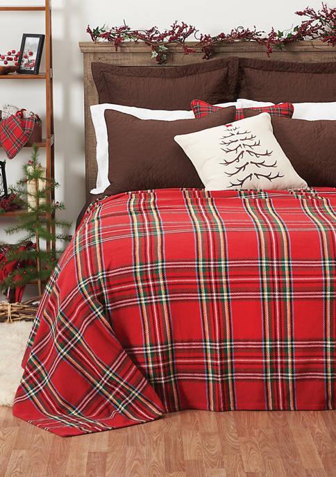 C&F Home Arlington Plaid Blanket