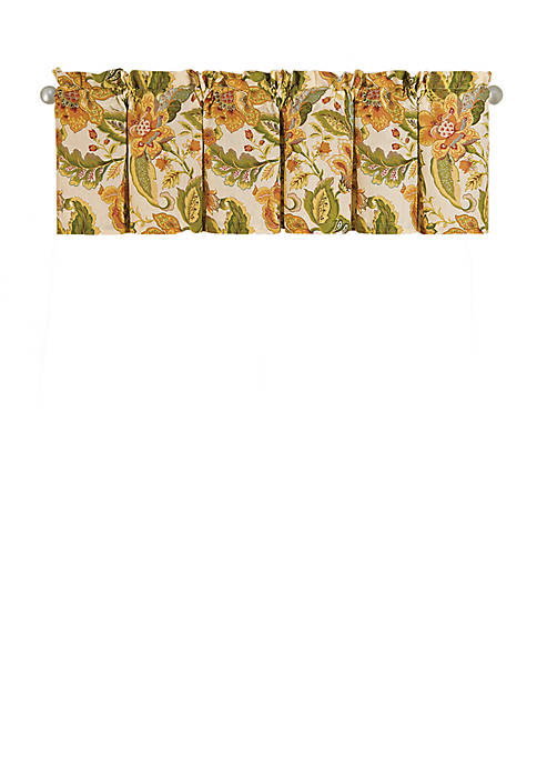 C&F Amelia Valance Set of 2