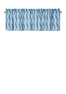 C&F Reef Paradise Valance Set of 2
