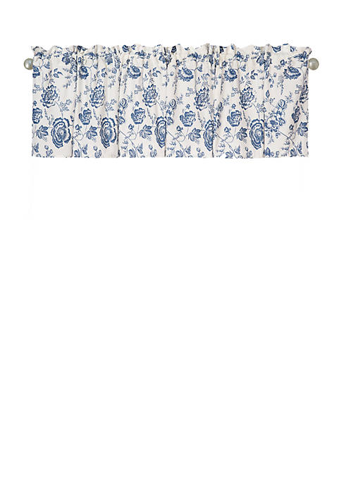 C&F Devon Lake Valance Set of 2