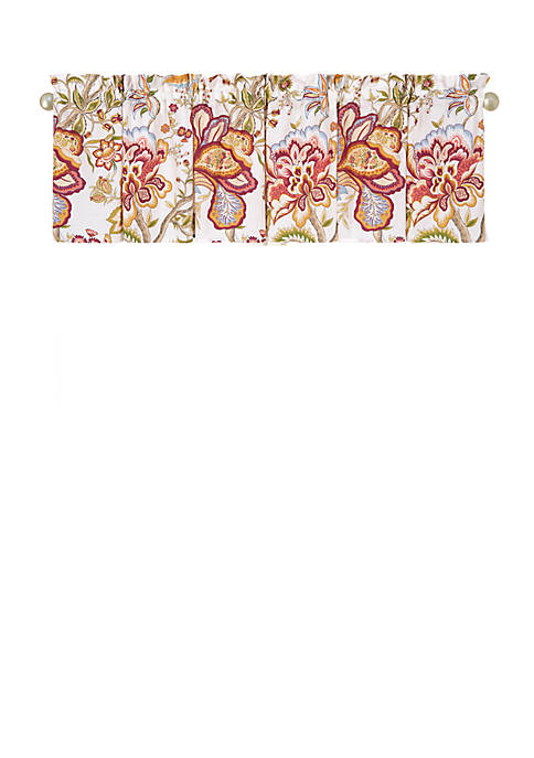 C&F Bethany Valance Set of 2