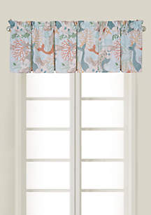 Dancing Waters Valance Set of 2