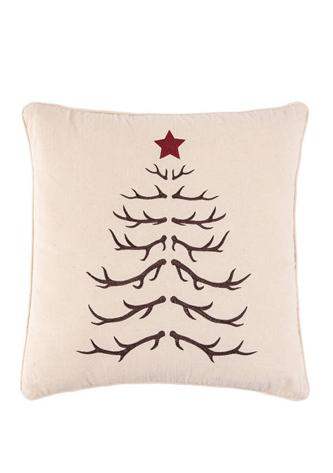 C&F Home Anter Tree Pillow