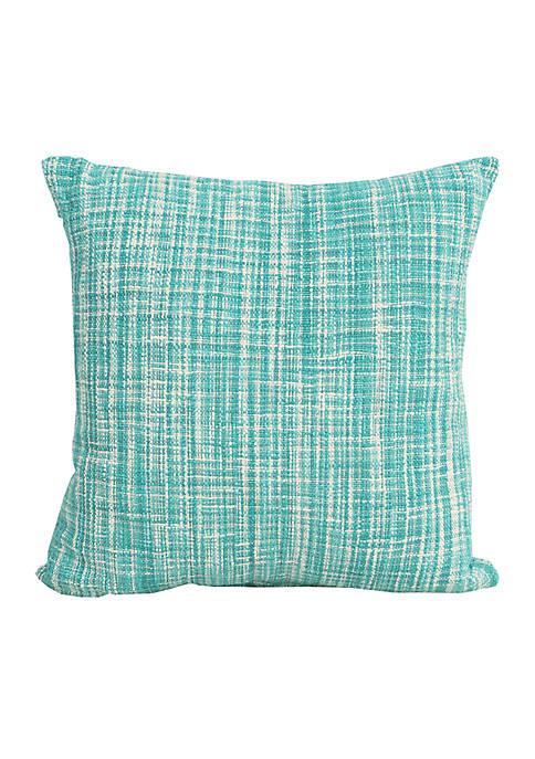 Carol & Frank Thatcher Decorative Pillow