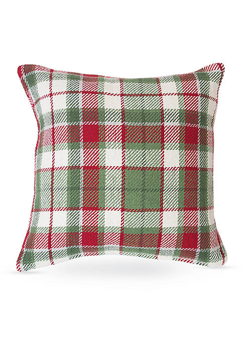 C&F Owen Plaid Pillow