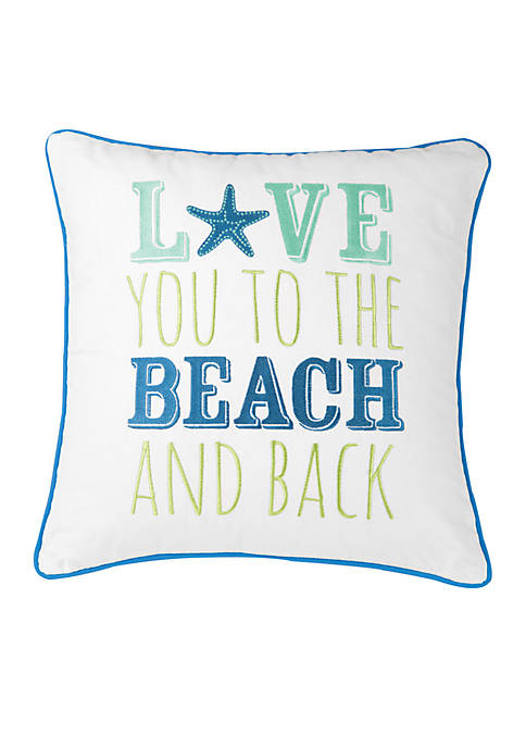 C&F Love You to the Beach and Back