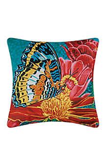 Butterfly Indoor/Outdoor Pillow