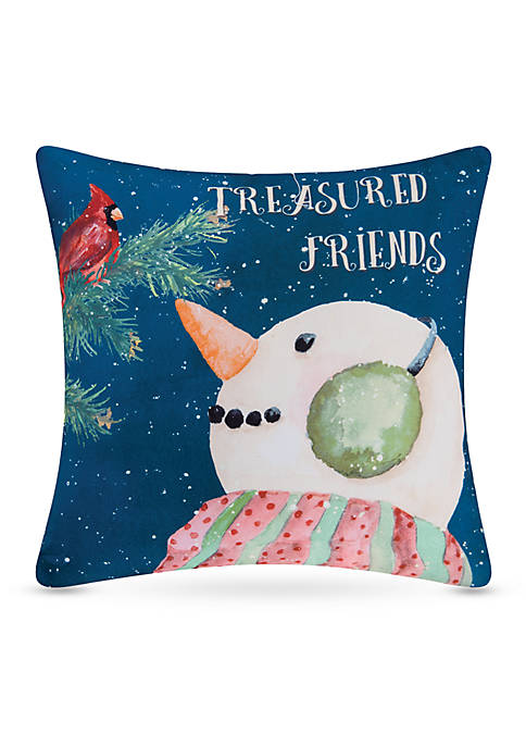 C&F Treasured Friend Pillow