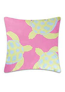 Turtle Decorative Pillow