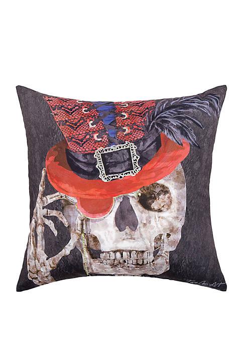 Skullastic Indoor/Outdoor Pillow