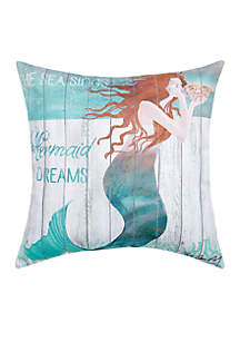 Mermaid Decorative Pillow