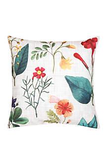Botanical HD Indoor/Outdoor Pillow