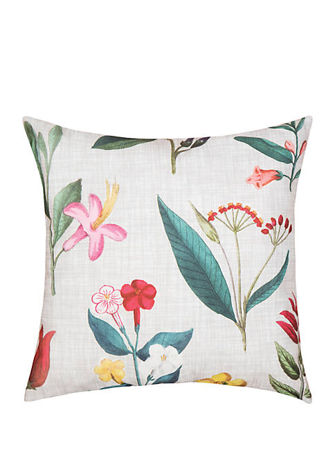 C&F Botanical HD Indoor/Outdoor Pillow