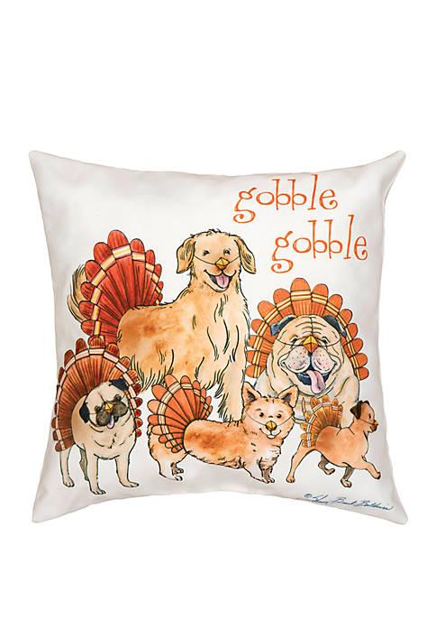 C&F The Gobblers Indoor/Outdoor Pillow