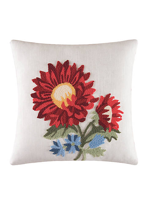 C&F Aster Throw Pillow