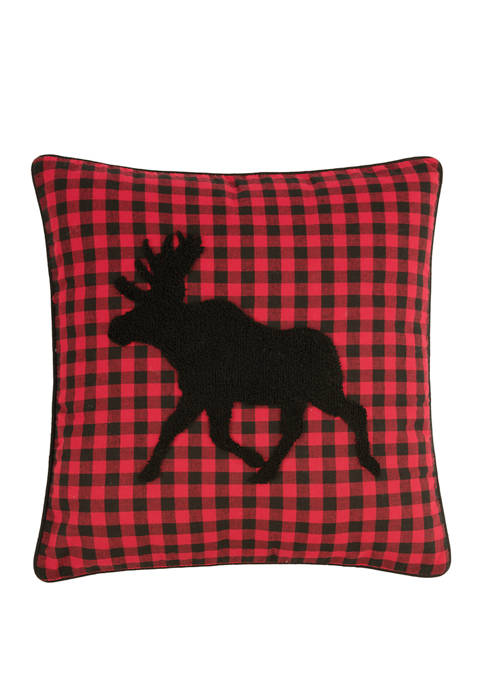 C&F Home Woodford Moose Pillow
