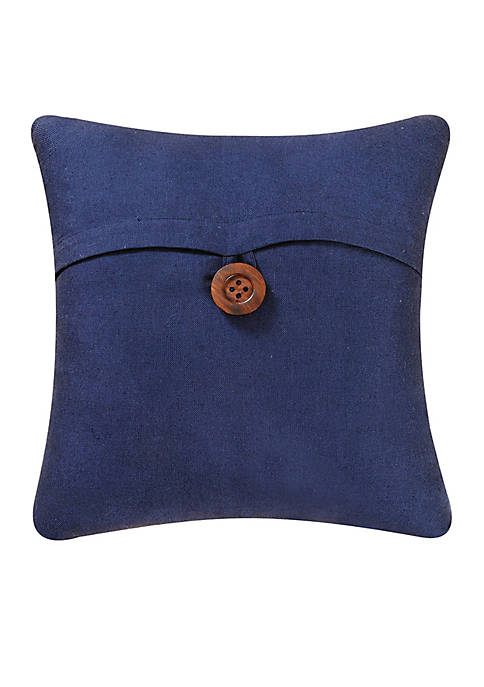 C&F Envelope Throw Pillow