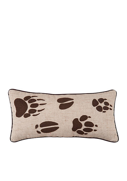 C&F Caleb Throw Pillow