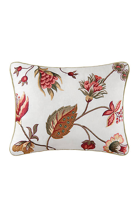 C&F Hartford Floral Throw Pillow