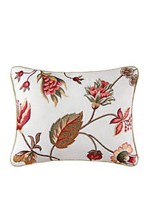 Hartford Floral Throw Pillow