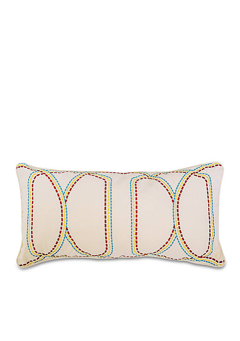 C&F Vicenza Dash Geo Decorative Pillow