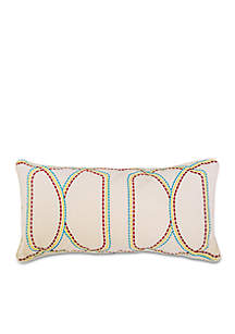 Vicenza Dash Geo Decorative Pillow