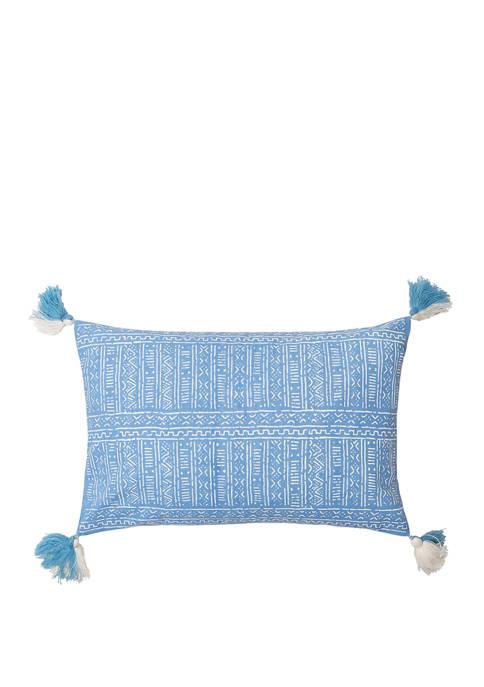 Carol & Frank Cyrus Santorini Pillow