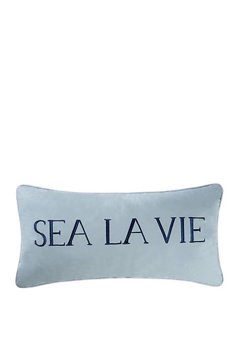 C&F Home Sea La Vie Pillow