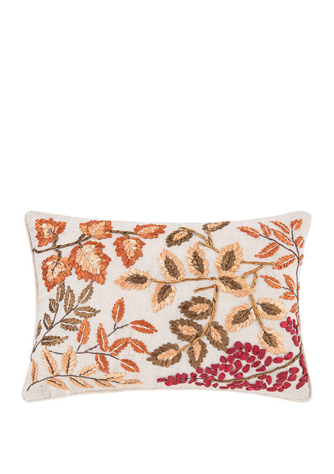 C&F Home Falling Leaves Pillow