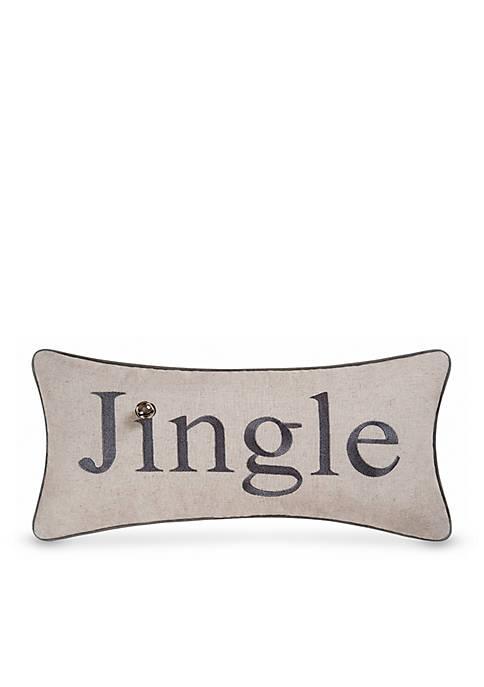 C&F Jingle Pillow
