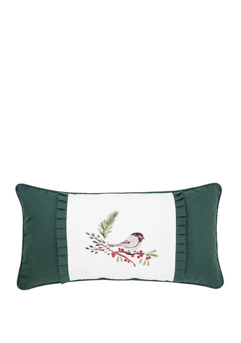 C&F Home Chickadee Pillow